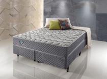 Cama Box Ecoflex Relax Confort Casal (1,38x1,88x0,65 -