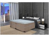 Cama Box King Size (Box + Colchão) ProDormir - Molas Ensacadas/Pocket 68cm de Altura Springs Luxo