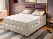 Cama Box Magnético King Size Privilege Dream 1,93x2,03x0,63 (Colchão + Box) - Golddream