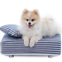 Cama Box Para Cachorro + Travesseiro - Caminha Pet - Bf Colchões -