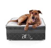 Cama Box Pet Para Cachorros E Gatos + Lençol Impermeável - Caminha Pet - BF Colchões -