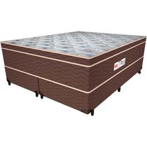 Cama Box Queen Bourbon  Pelmex -