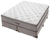 Cama Box Queen Molas Ensacadas Minaspuma Native Visco 158x198x70cm