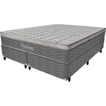 Cama Box Queen New Infinity  Pelmex - Probel