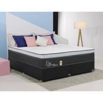Cama Box Queen Primeline Molas Ensacadas e Espuma HR-50 - 15 - Gazin