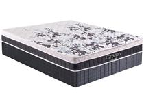 Cama Box Queen Size (Box + Colchão) Kappesberg - Mola 22cm de Altura CMP070