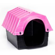 Cama Casinha Tamanho 3 Cachorro Plástico Casa Caminha - Bom Amigo Pet