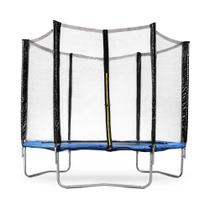 Cama Elástica 2,44m Pula Pula Trampolim Rede Azul 8 Ft - Bhstore