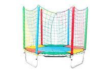 Cama Elastica Jundplay 185 Cm Multicolorida -
