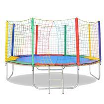 Cama Elastica Jundplay 305 Cm Multicolorida -