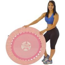 Cama Elástica Pink Jump Trampolim Polimet - Poli sports