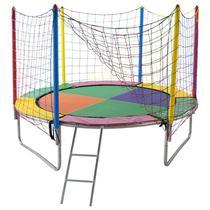 Cama Elástica Pula Pula 2.00M - Colorida - Império Kids Brinquedos