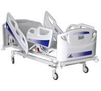 Cama Hospitalar Motorizada 5 Movimentos com Controle de Teclado Digital - Desematec