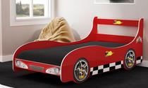 Cama Infantil Carro Gelius Rally Vermelha -
