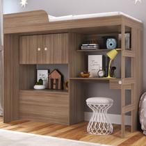 Cama Infantil Lion 3 Portas Cm9090 Montana - Art In Móveis -