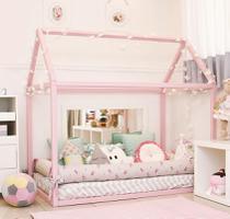 Cama Montessori Rosa - Quater