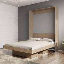 Cama Multifuncional Articulável Casal Art In Móveis CV4080 Manhattan - Art In Móveis 2020