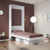 Cama Multifuncional Articulável Solteiro Art In Móveis CV2080 Manhattan - Art In Móveis 2020
