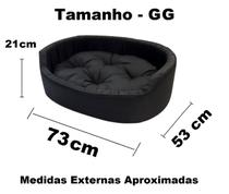 Cama pet dubai - total black - Binnopet