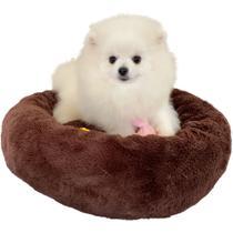 Cama Pet Nuvem Para Cães e Gatos Em Pelúcia 40 cm 5 Cores - Aodin