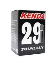Câmara Aro 29 Kenda 29x1.9/2.3 A/V Válvula Americana Bico Grosso -