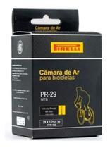 Câmara Pneu Bicicleta Pirelli Mtb Aro 29 Presta 48mm Bico Fino -