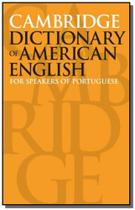 Cambridge dictionary of american english: for spea - Wmf