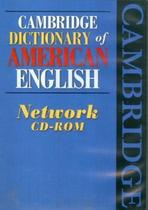 Cambridge dictionary of american english networkd cd-rom - Cambridge audio visual  book teacher