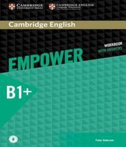 Cambridge English Empower - Intermediate B1+ - Workbook With Answers -