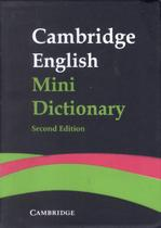 Cambridge english mini dictionary - 2nd ed - Cambridge university