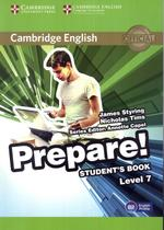 Cambridge english prepare! 7 sb - 1st ed - Cambridge university