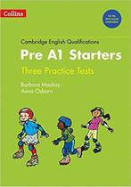 Cambridge English Qualifications Starters - Practice Tests For Pre-A1 - Student's Book With Download - Collins -
