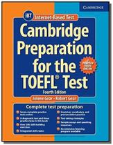 Cambridge Preparation for the TOEFL Test Book with Online Practice Tests - Cambridge university press