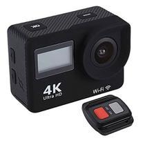 Câmera 4k Esporte Wlxy-S4k 60Fps Controle Wifi Video Foto Prova Agua SlowMotion -