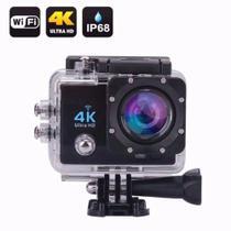 Câmera 4k Ultra HD Pro FullHd  Sports 4k Wifi Prova D'água -