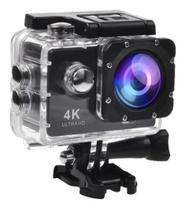 Câmera A Prova D'água 4k Full Hd Go Cam Ultra Pro Sport Ação -