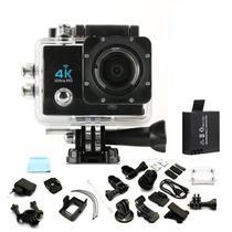Câmera Action Go Cam Pro Sport Ultra 4k Full Hd Prova D'agua - E-Planeta