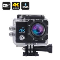 Camera Action Go Cam Pro Sport Ultra 4k Full Hd Prova Dagua - Fit