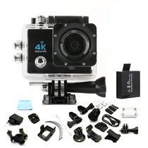 Camera Action Go Cam Pro Sport Ultra 4k Full Hd Prova Dagua - Sports