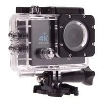 Câmera Action Go Cam Pro Sports 4k Wifi Prova D'água para capacete -