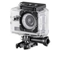Câmera Action Go Sport Pro Lcd Prova D'agua Filmadora -