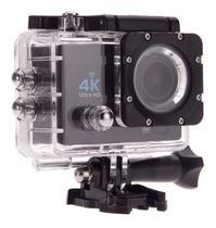 Câmera Action Go Ultra Hd 4k Sport Wi-fi 12x S/ Juros - 4K Sports