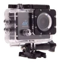 Camera Action Pro Sport 4k Gocam Full Hd Prova Agua Wifi Moto Capacete Skate Surf Bike -