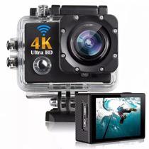 Câmera Action Pro Sport Prova D'Água Filmadora - Ebai