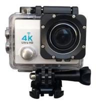 Câmera Action Pro Ultra 4k Sport Wifi Hd Prova Dágua - Cam Sport