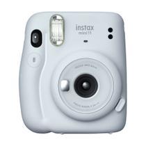 Câmera analógica instantânea Fujifilm Instax Mini 11 Branca -