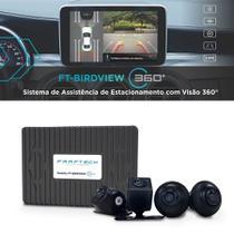 Câmera Automotiva Visão Panorâmica 360 Faaftech FT-BIRDVIEW 360 -