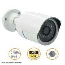 Câmera Bullet Infravermelho Ahd-M 6016 36 Leds 1080p 2.0MP 3,6MM 1/3 Dia e Noite Carcaça de Metal - Jortan