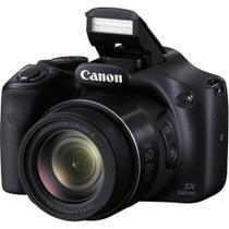 Câmera Canon PowerShot SX530 HS com 16MP e Zoom Óptico 50x -