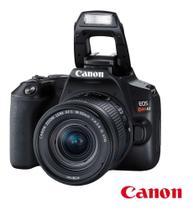 Câmera Canon Sl3 18-55mm F/4-5.6 Is Stm 4k -